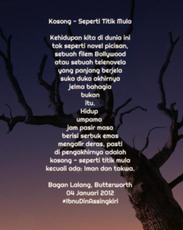 sajak visual-rajah 2-ibnudin assingkiri