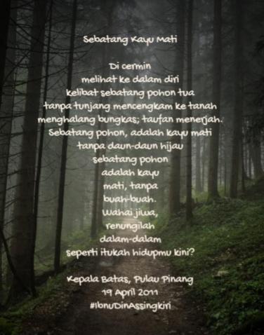 sajak visual-rajah 4-ibnudin assingkiri